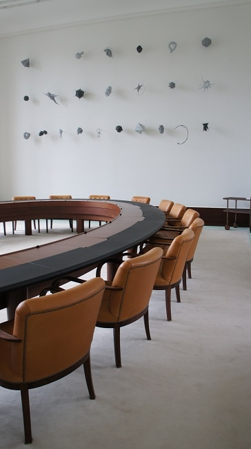 La Roche-Sitzungssaal