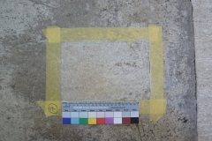 ZHB Luzern - Musterfläche Linoleum Verwaltungstrakt